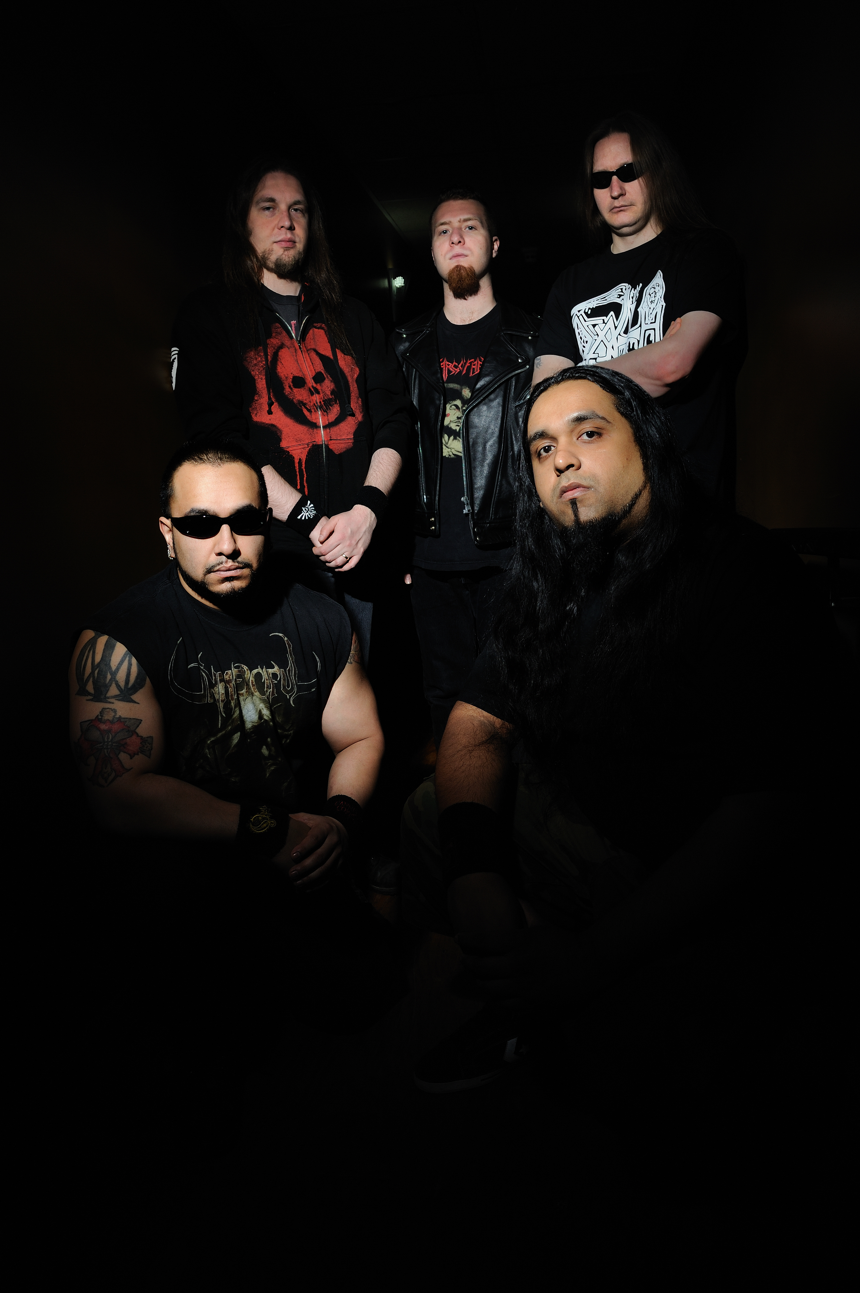 NEPHELIUM Nominated For Best Metal at Toronto Independent