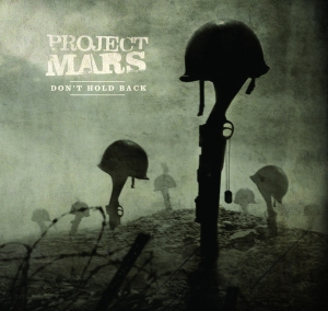 Album Cover - Project Mars - Don''t Hold Back - 2012