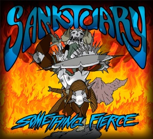 Sanktuary_SomethingFierce_AlbumArt