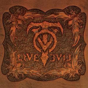 Throne Of Vengeance - Live Evil - Digital Artwork