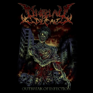 EP Cover - Display of Decay - Outbreak of Infection