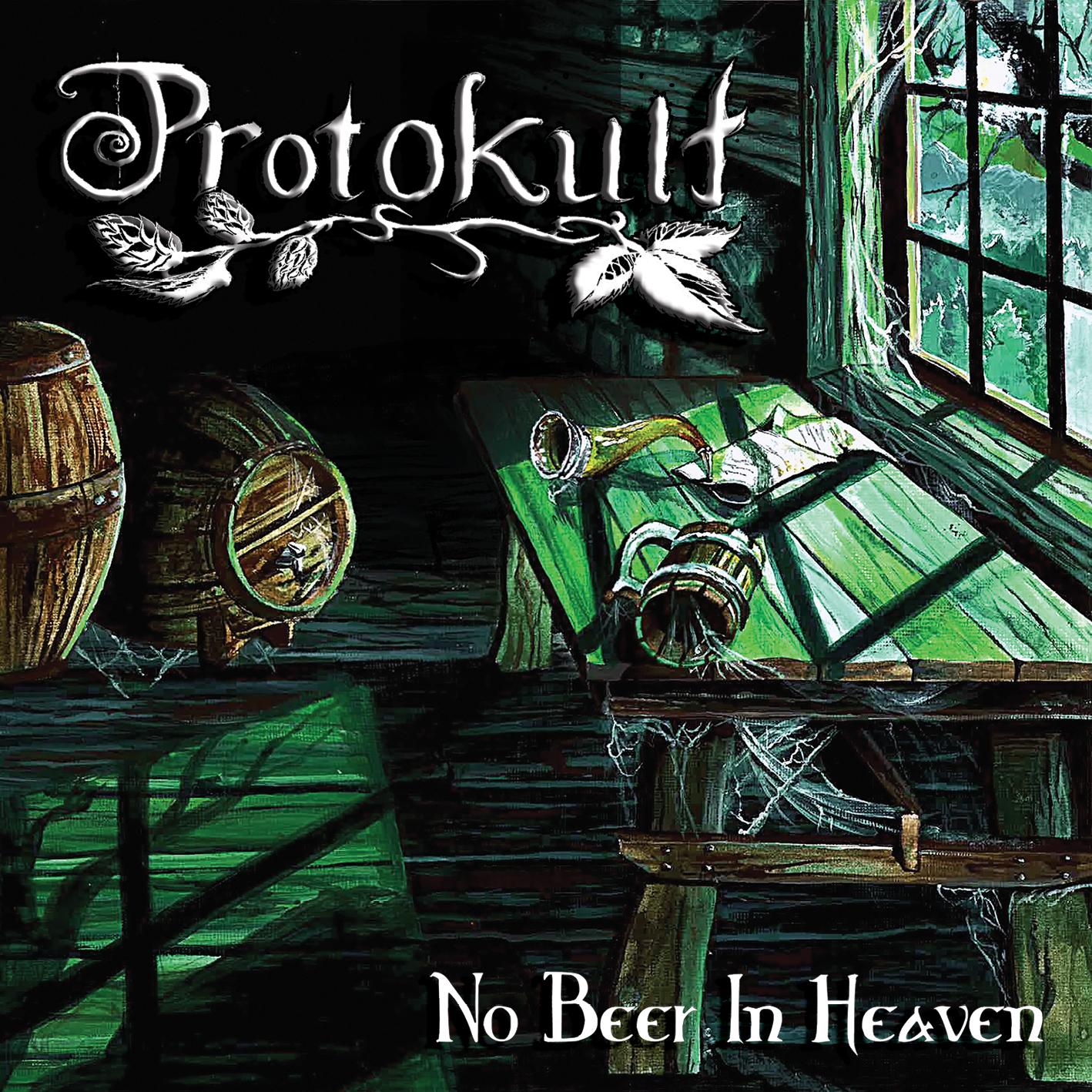progressive folk metal protokult reveal artwork and track listing from upcoming album no beer. Black Bedroom Furniture Sets. Home Design Ideas