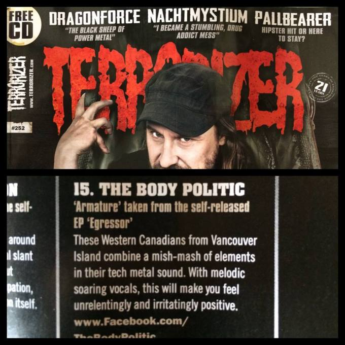 body politic terrorizer