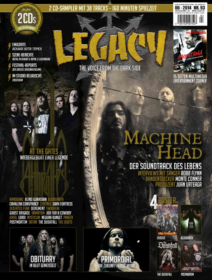 Legacy93 cover