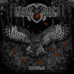 Album Cover - Arrival of Autumn - Shadows - 2014