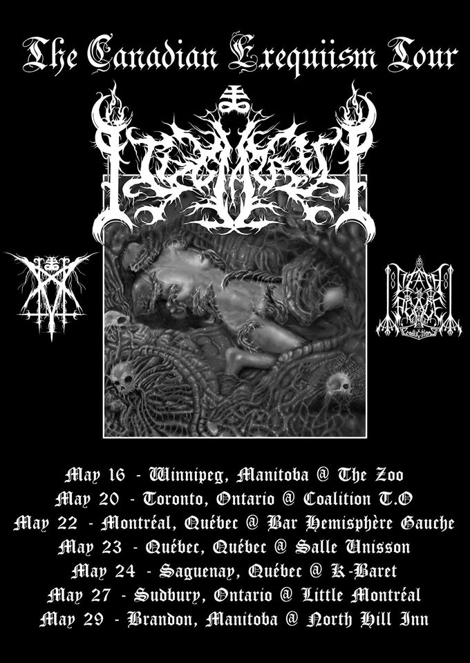 Idolatry tour poster 2015