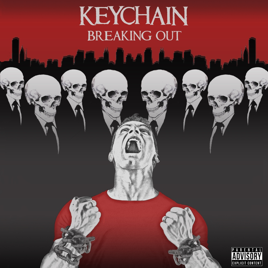 Keychain - Breaking Out - EP Cover 2016
