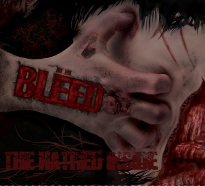 Bleed CD cover