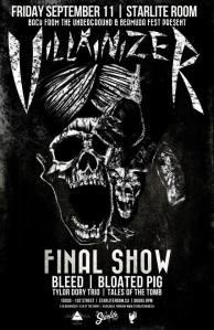 villanizer show