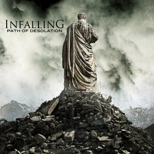 Album Cover - Infalling - Path of Desolation - 2012 - web