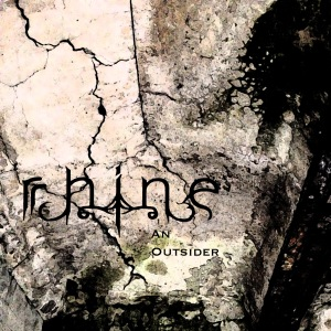 Album Cover - Rhine - An Outsider - 2016