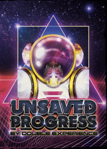 Double Experience - Unsaved Progress Album Cover (medium-res)