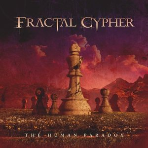 Fractal Cypher - Album Cover - The Human Paradox