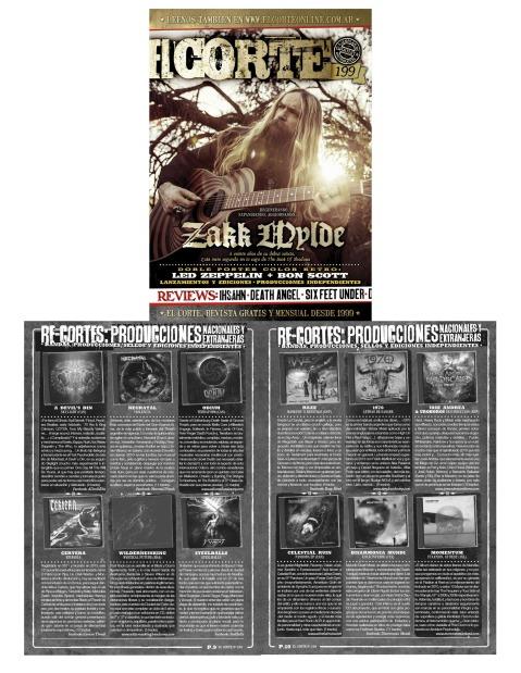 El Corte 199 - A Devil's Din, Celestial Ruin, Odium