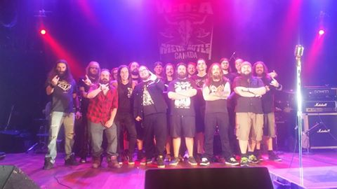 Wacken Metal Battle Canada 2016 - all bands