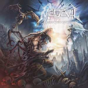 Album Cover - Medevil - Conductor of Storms 2016