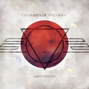 Chariots of the Gods - Ages Unsung (Album cover)