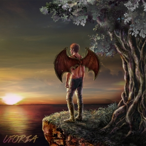 Uforia - Fight or Flight - Album front